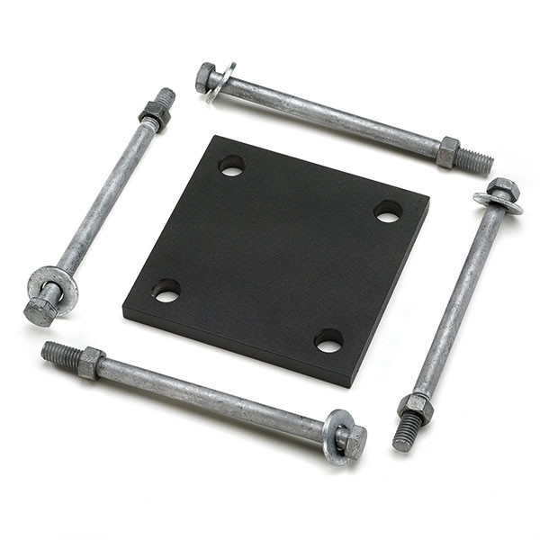 Mounting Plate For Trex Signature Posts Decksdirect