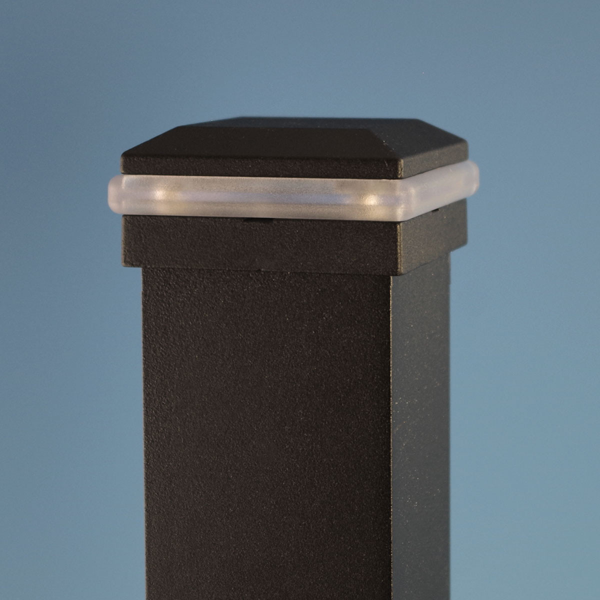 Signature Led Post Cap Light By Trex Lighting Decksdirect