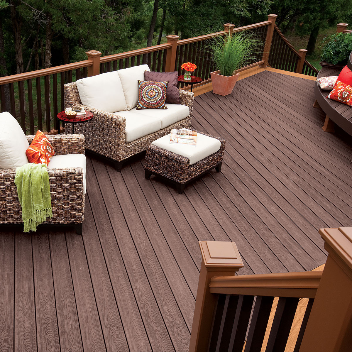 Trex Transcend Composite Decking Boards Decksdirect