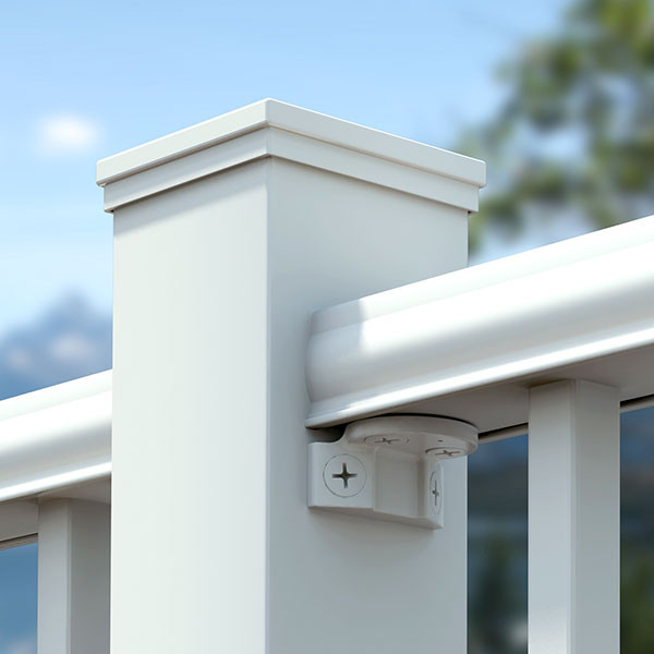 AL13 Evolve P2 Bracket by Fortress - Installed with Colonial Accent Top Rail
