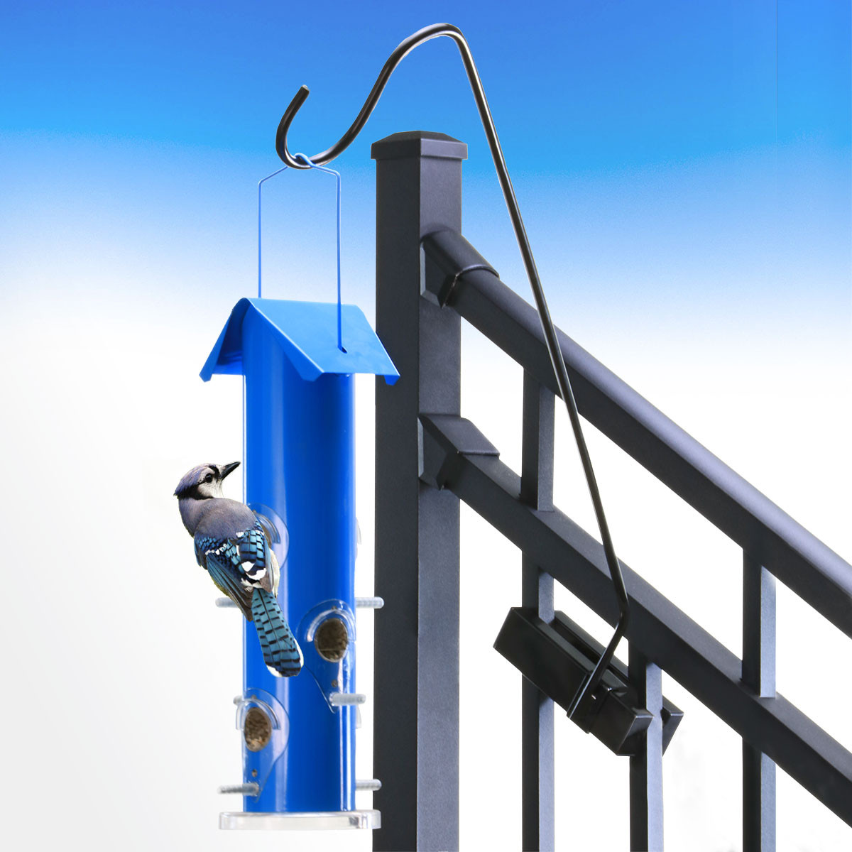 Invite the great outdoors to come join on the deck with the Extension Hook Bundle by Hold It Mate.