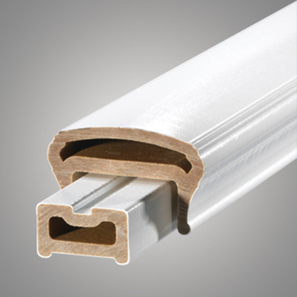 CXT Pro Colonial Top Rail by Deckorators - White Top Rail