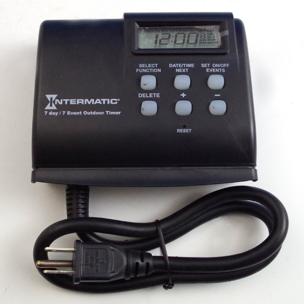 Outdoor Digital Astronomic Timer