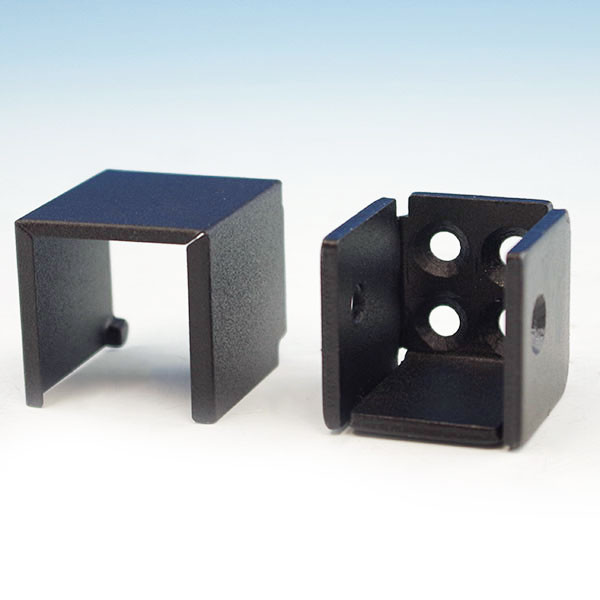 FE26 Universal Rail Bracket for Horizontal Cable Railing by Fortress