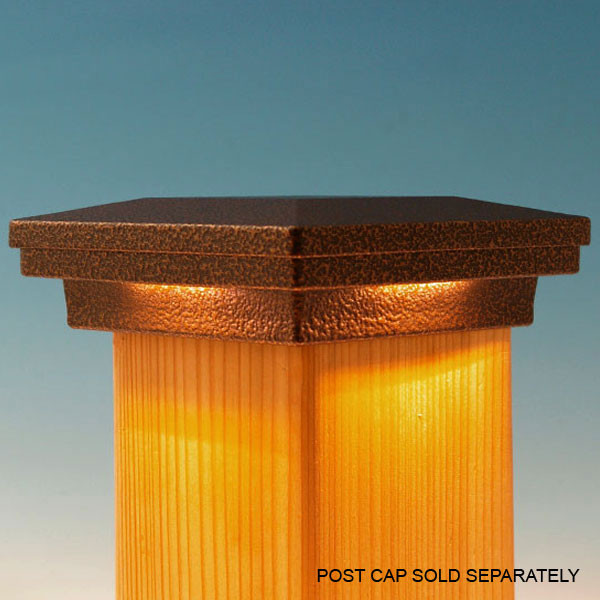 Accents LED Post Cap Light Module by Fortress (cap sold separately)
