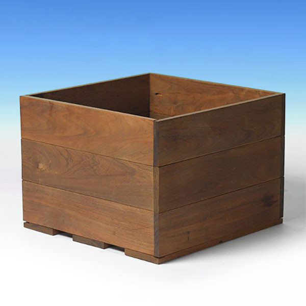 "IPE Hardwood Cube by Bison - 24"" x 24"""