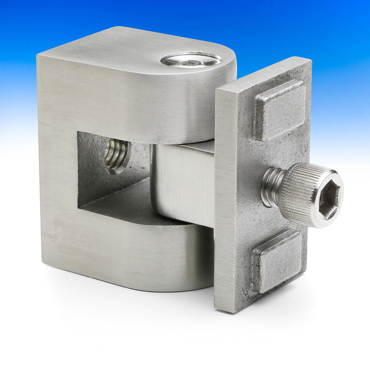 Stainless Steel Universal Angle Adapter by InvisiRail-Angle-Each