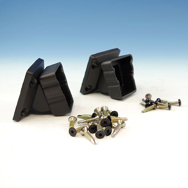 Cable Railing Additional Bracket Kits by KeyLink - Stair Swivel - Uninstalled - Package Contents