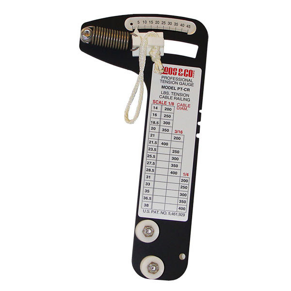 Cable Tension Gauge by KeyLink