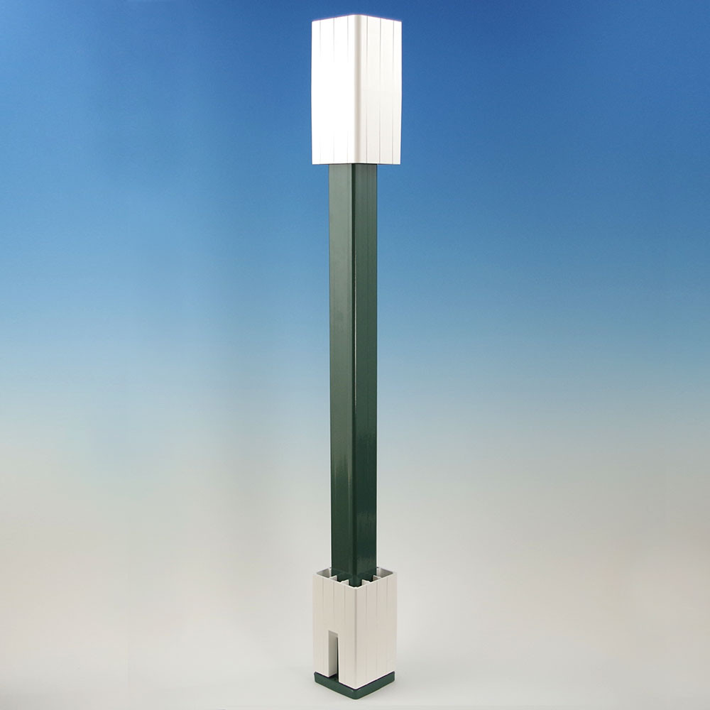 Blu Mount Structural Post with Angle Adjustment