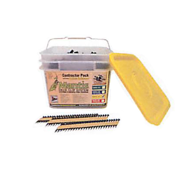 Deck Pack Mantis Clips with Ballistic Nail Screws by Mantis