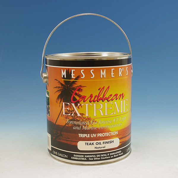 Caribbean Extreme Deck Stain by Messmer's