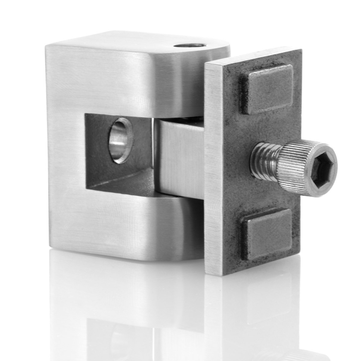 Stainless Steel Angle Bracket for Angle to Angle Connections by InvisiRail