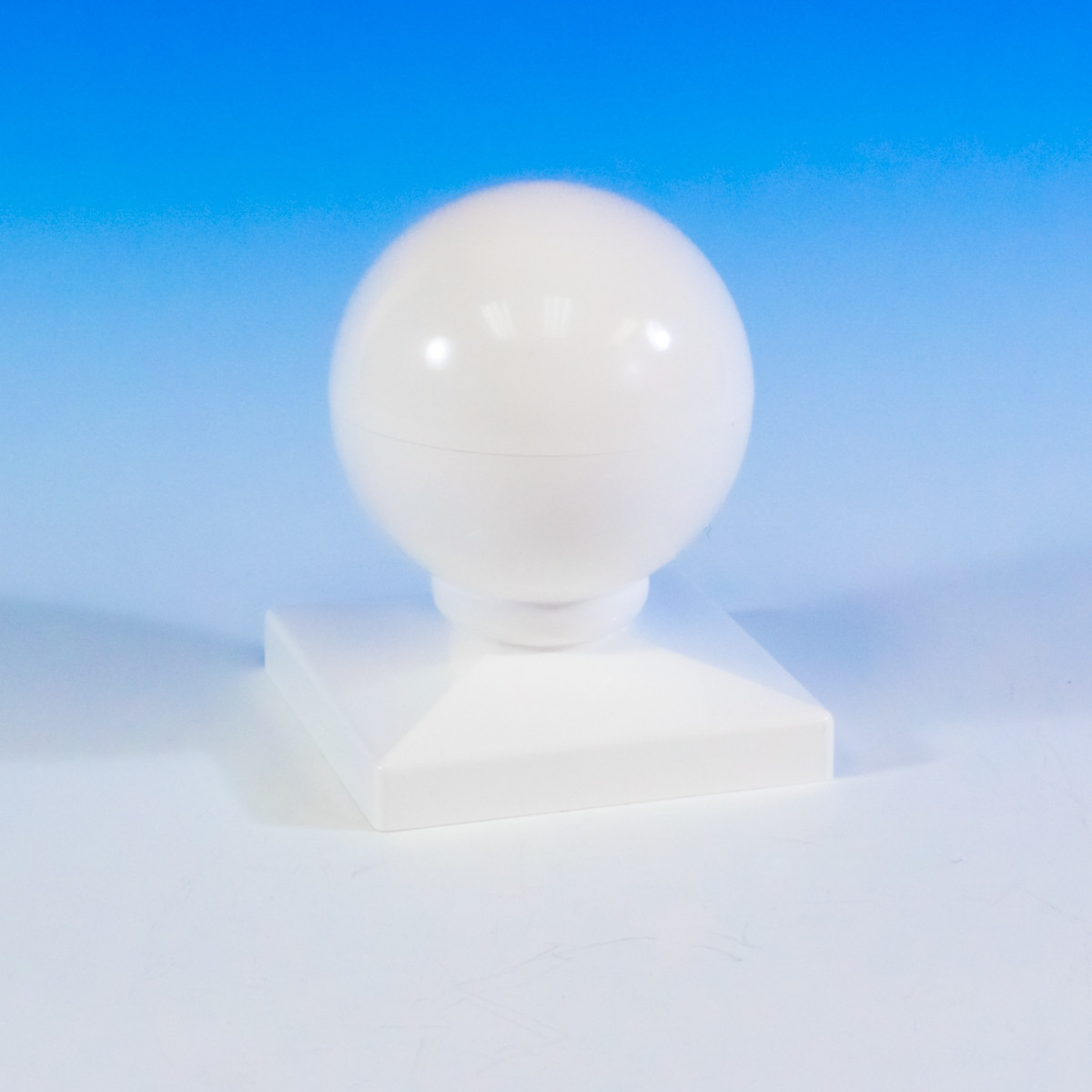 Ball Post Cap by Durables - White