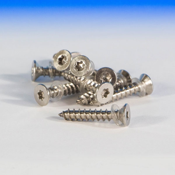 Pure View Mounting Screws by Fortress Iron