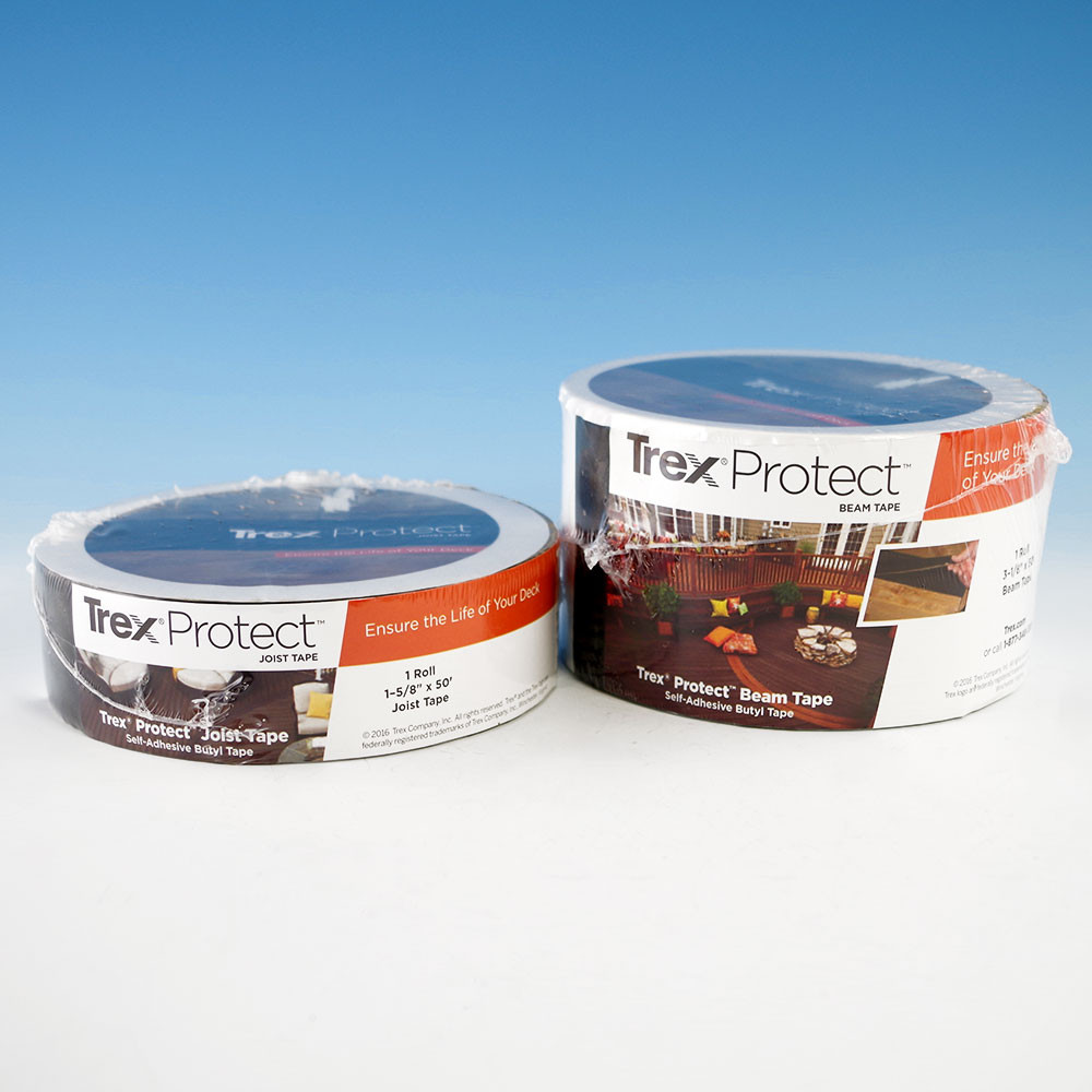"Trex Protect Self Adhesive Tape - 1-5/8"" for Joists, 3-1/8"" for Beams"