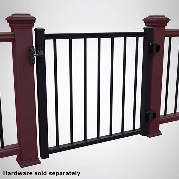 Signature Adjustable Aluminum Gate