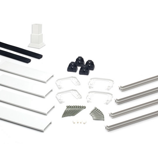 Trex Transcend Glass Infill Kit - Package Contents