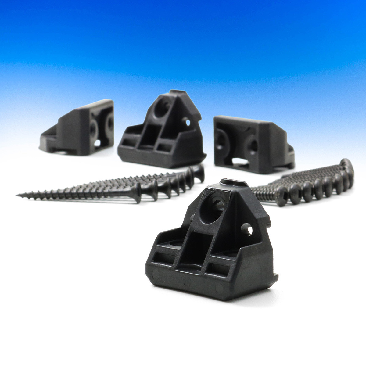Trex Transcend Railing Support Bracket Kit - Level