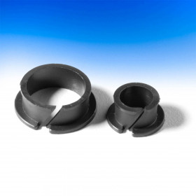 DesignRail Aluminum Isolation Bushings by Feeney