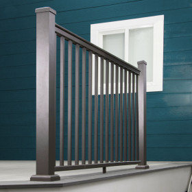 AFCO Pro Level Deck Railing Kit