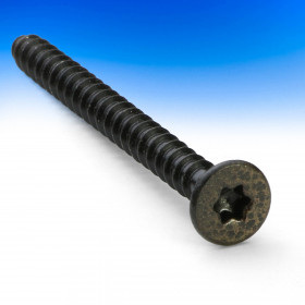Replacement T25 Wood Screw by Fortress Iron - Antique Bronze