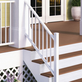 Deckorators ALX Classic Complete Stair Railing Kit