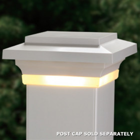 TimberTech LED Post Light Module by AZEK