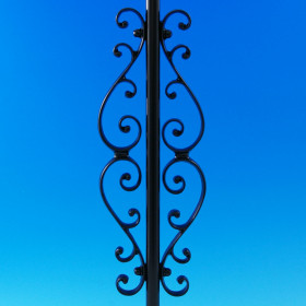 Classical Baluster Centerpiece By Deckorators