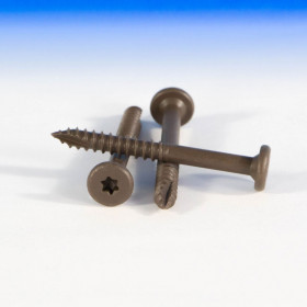 DECKFAST Fascia Epoxy Coated Carbon Steel Screws by Starborn