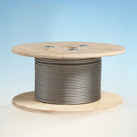 Stainless Steel Cable by Deckorators - 500ft Roll