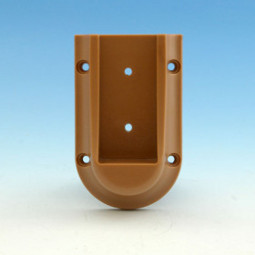 Universal Rail Connector - Level - Cedar