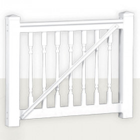 Ashington Gate Kit by Durables