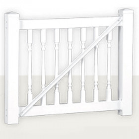 Westport Gate Kit by Durables