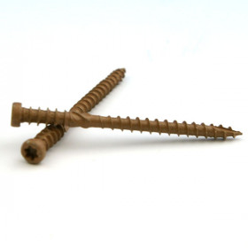 Kameleon Composite Deck Screws by GRK Fasteners-2-1/2 in - Tan-510