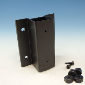 FE26 Fascia Mount Bracket by Fortress - Straight