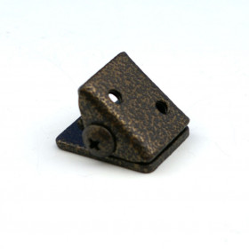 FE26 Universal Rail Bracket Angle Adapter by Fortress - Frontal View