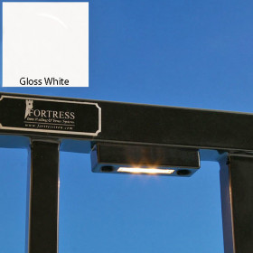 Accents Universal LED Light by Fortress - 1 Pack - Gloss White