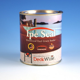 Ipe Seal End Grain Sealer-Quart
