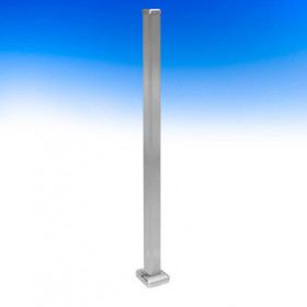 Square Post Kit for Gates by InvisiRail-42-1/2 in