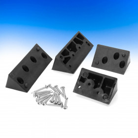 Lite 10 Angle Adapters by InvisiRail