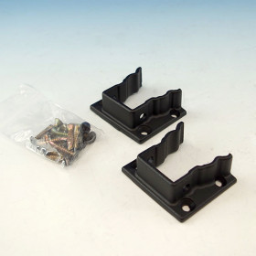 Cable Railing Additional Bracket Kits by KeyLink - Deck Board Mounts - Level