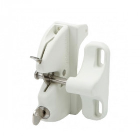 LokkLatch Gravity Keyed Latch - White