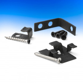 Mantis Clip with Ballistic Nail Screws - Styles sold separate in packs of 90