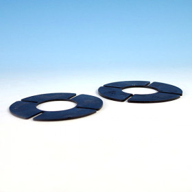 Leveling Shims for Pedestal Supports by MRP