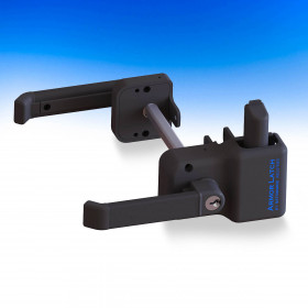 ArmorLatch Magnetic Lever Handle Latch by Nationwide Industries