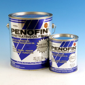 Exterior Blue Label Formula by Penofin
