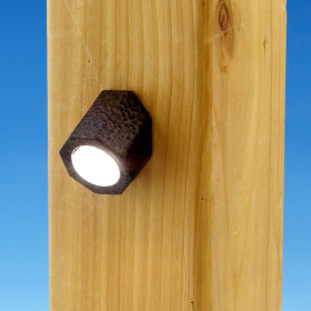 Petite Directional LED Light by Dekor Lighting - Dark Copper Vein