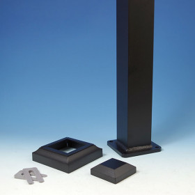 Prestige Aluminum Post Kit