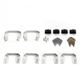 Transcend Bracket & Gasket Kit by Trex - Level - Package Contents